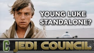 Is A Young Luke Skywalker Standalone Movie Possible?