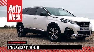 Peugeot 5008 - AutoWeek Review