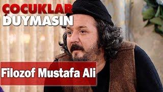 Filozof Mustafa Ali, Haluk ile tanışıyor - Çocuklar Duymasın
