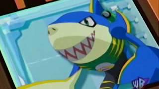 Sharkman Yiffs Megaman