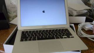 Apple Macbook Air 13 (2011) Unboxing