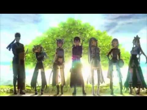 Sword Art Online 2 OP 2 - Courage (8-Bit Remix)