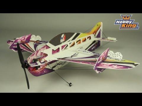 HobbyKing Product Review - Hobbyking Matrix EPP F3P 3D Plane