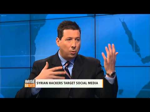 Are Syrian Hackers Targeting Social Media? CyberSecurity Expert Scott Schober On Arise Review