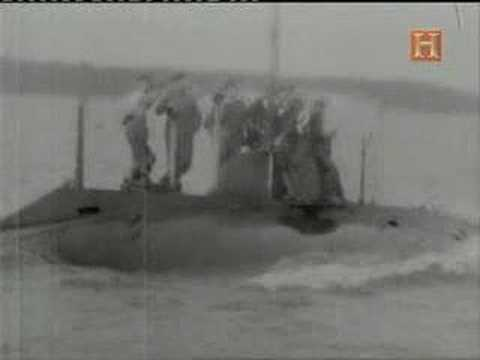 History of Submarine