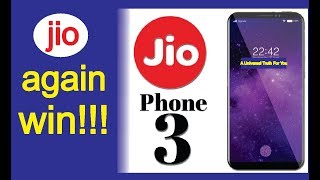 RELIANCE JIO PHONE 3 latest mobile today new smartphones, New series Electronics devices Top Mobiles