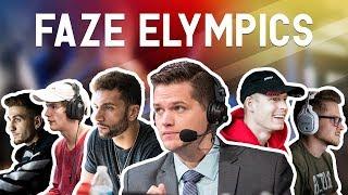 "FaZe Clan's COD ""ELYMPICS"""
