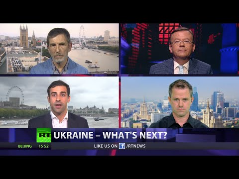 CrossTalk: Ukraine after Minsk handshake
