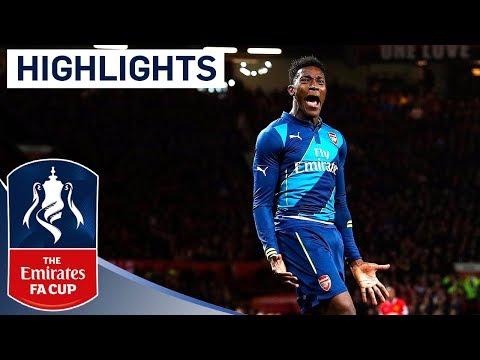 United vs Arsenal highlights