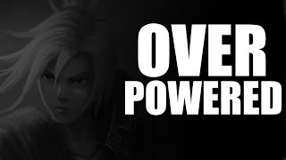 League of Legends : Overpowered (rap)