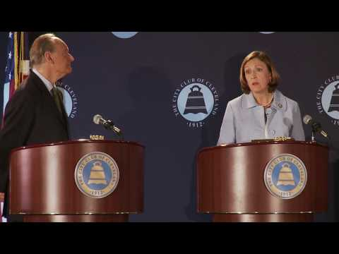 4/5 - Jennifer Brunner / Lee Fisher Debate Video