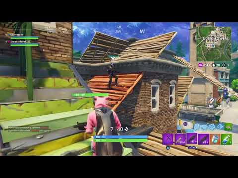FORTNITE 21 FRAG DUO GAME WITH Chxrleslea Fortnite Br