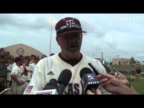 Coach Childress Post Game | Arkansas Game One | 4.18