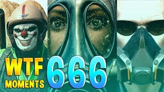PUBG WTF Funny Daily Moments Highlights Ep 666