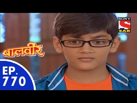 Baal Veer - बालवीर - Episode 770 - 30th July, 2015 thumbnail