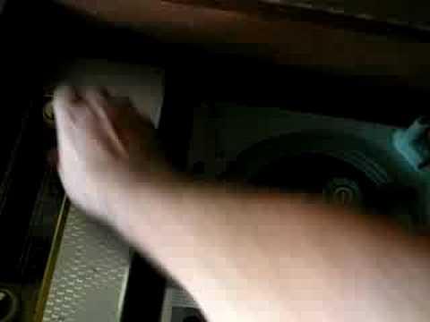 1957 Motorola HiFi Radio Phonograph