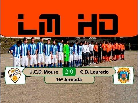 Moure 2-0 Louredo - LM HD