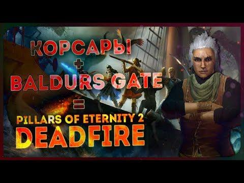 Это очень годная RPG [ДА/НЕТ/CАРКАЗМ] ● Pillars of Eternity 2: Deadfire