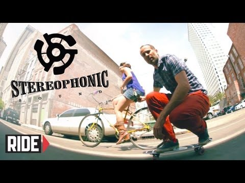 Jason Lee Cruisin' New Orleans in Stereophonic Sound: Volume 3