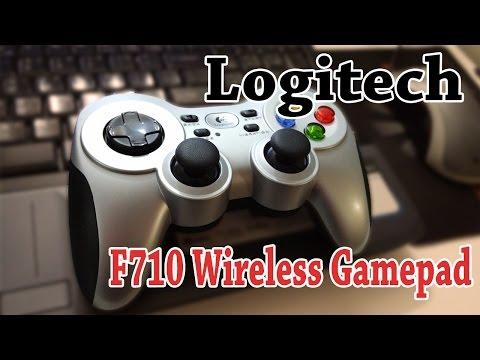 Logitech F710 Wireless Gamepad Review