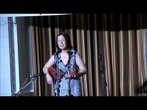 Caroline @ George Formby Convention March 2013