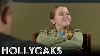 Hollyoaks: Leah's Questioning