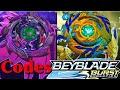 Beyblade Burst Hasbro fafnir f3 and wyvron w3 codes!!