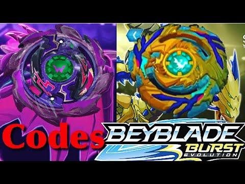 Beyblade Burst Hasbro fafnir f3 and wyvron w3 codes!! #1