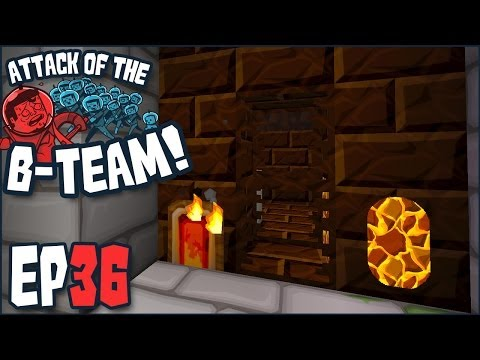 "Minecraft - Attack Of The B-Team Ep 36 - ""The Auto-Mutant Pickpocketer!!!"" (B-Team Modpack)"