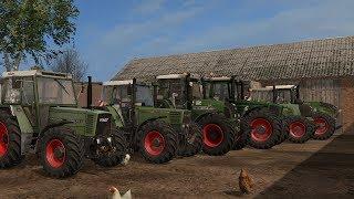 Farming Simulator 17 | Présentation De Mes Mods FENDT