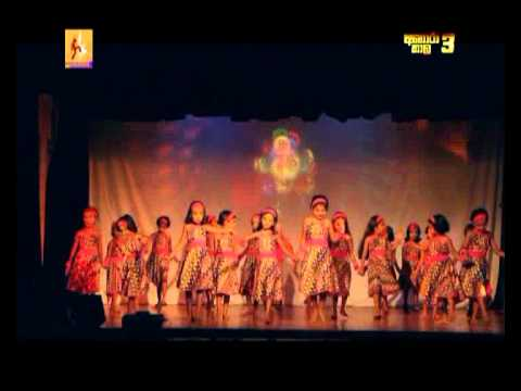 Sri Lankan Dance A.d.t.f.mage Podi Yalu.flv video
