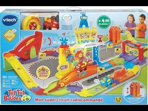 Tut Tut Baby Flitzer RC Rennbahn V-Tech RC Rennauto vtech toot toot drivers
