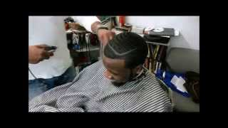 Crazy waves $50 haircut - ShowSlimStunna
