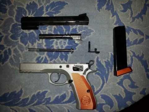 CZ 75 SP-01 Shadow Orange 2012 9mm Luger konfigurátor