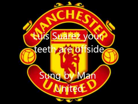Top 5 Premier League Football chants of 2013