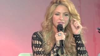 Shakira - Album Launch Highlights / Lanzamiento Del álbum En Barcelona