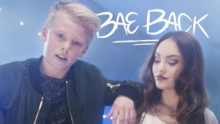 Carson Lueders Bae Back Official Music Audio