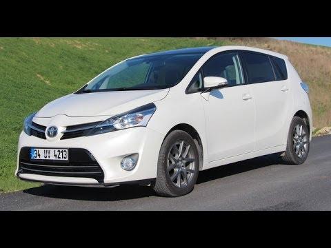 Test - Toyota Verso 1.6