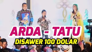 TATU - ARDA DISAWER 100 DOLAR