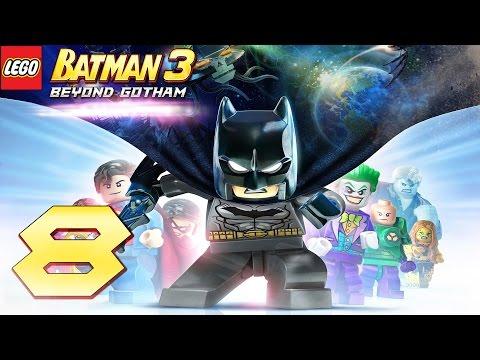 Zagrajmy w: LEGO Batman 3: Poza Gotham #8 - Małe Gotham... duży problem