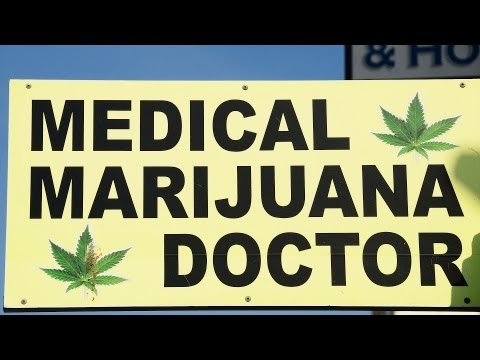 Where Is Medical Marijuana Legal in the United States?