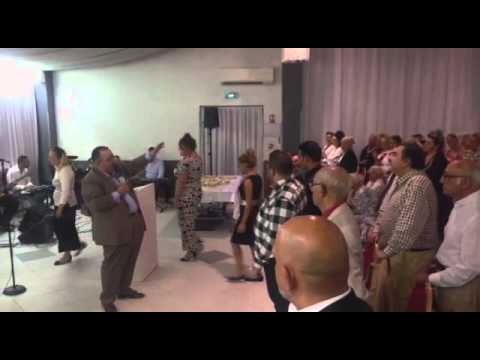 kangery schekina paris 07/09/2015 predika pastor stevo london