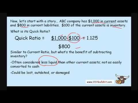 an analysis of the acid test ratio in measuring the short term liquidity of a company The acid test ratio, which is also known as the quick ratio, is a type a liquidity ratio that measures a company's ability to pay its short-term debts the ratio equals the sum of a company's cash, short-term investments and accounts receivable divided by its current liabilities.