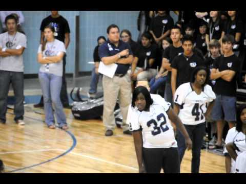 Nimitz High School Band Nimitz High School Step Team