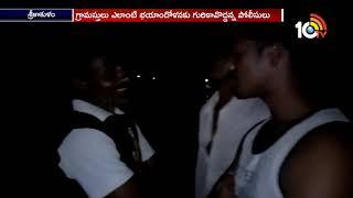 10TV Team And Police Put Check For Ghost Fear In Tekkalipatnam   Srikakulam  News