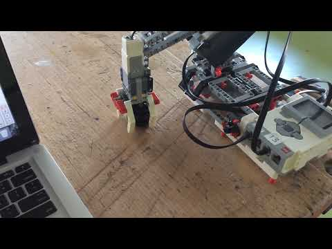 LEGO MINDSTORMS EV3 Demonstration