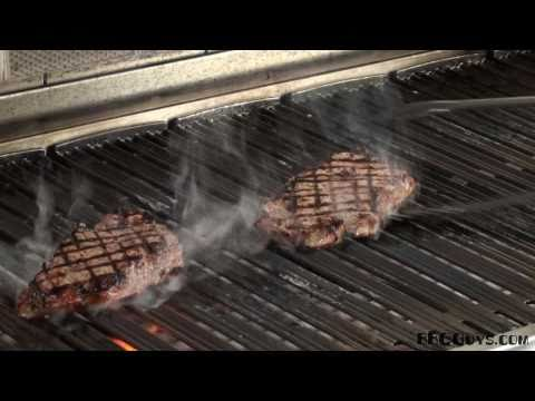 DCS Grills - Gas Grilling Test