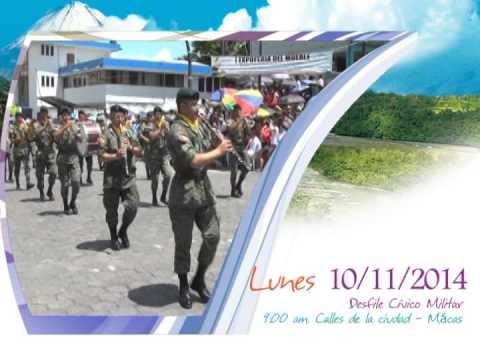 Programa de Fiestas de Provincializaciòn 2014: