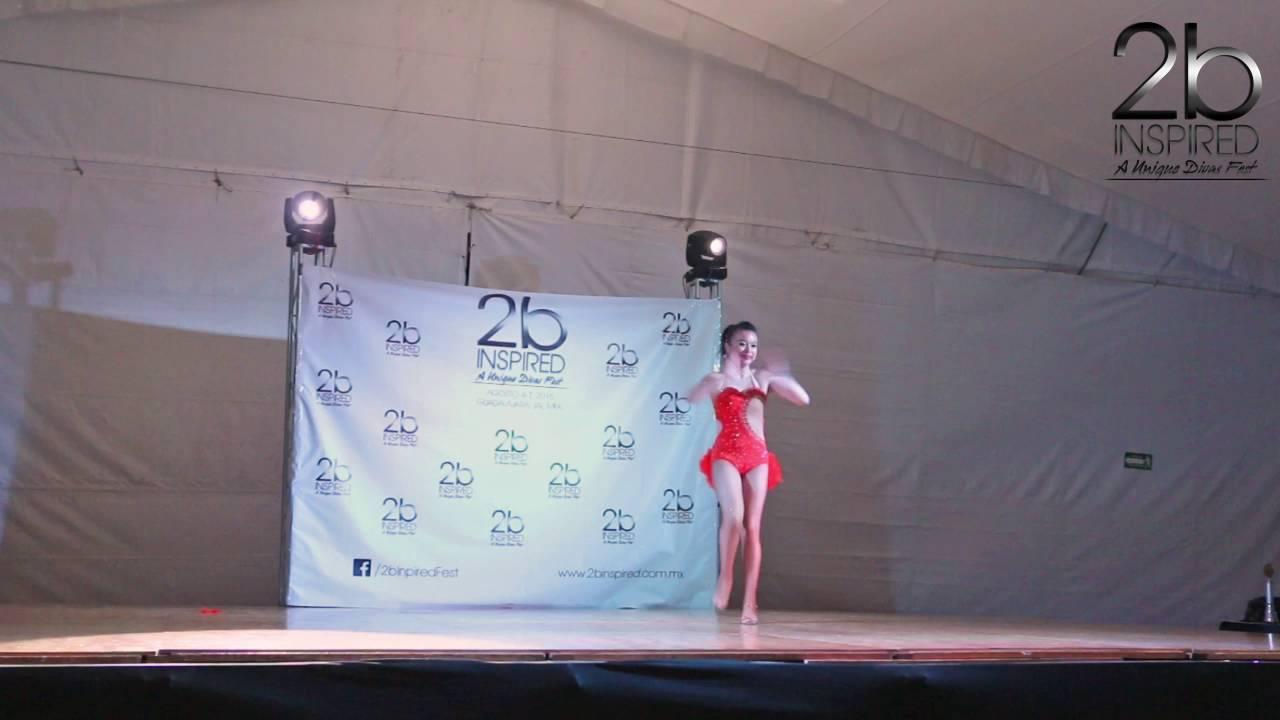 Jessica Garcia | Salsa Soloista Juniors | 2b Inspired 2016