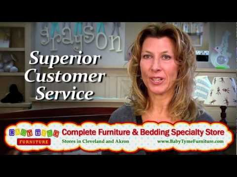 0 BabyTyme Furniture   Your Furniture and Bedding Specialty Store   Locations in Cleveland and Akron